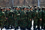 Rupublic of Korea Soldiers