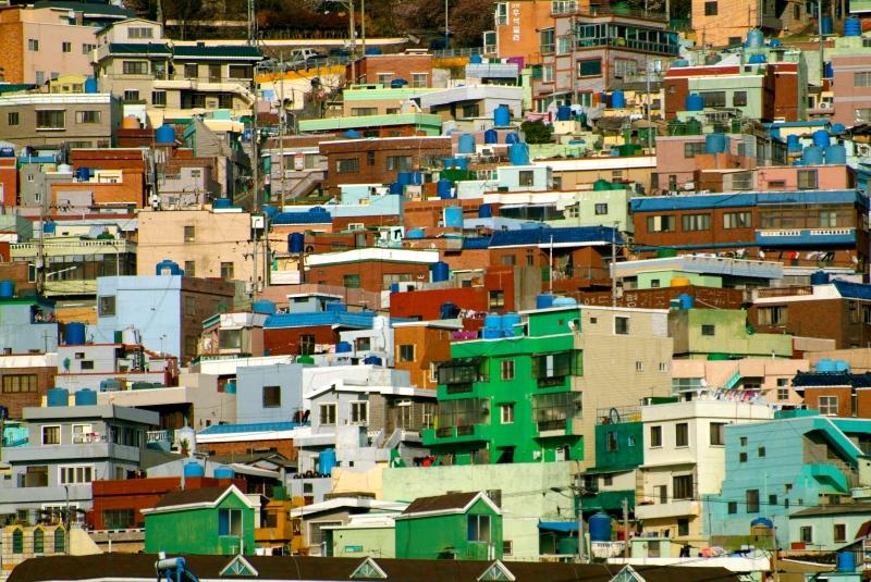 Colorful Busan