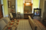 Bedroom of Garfield's Mom