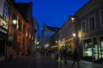 10 PM in Vilnius